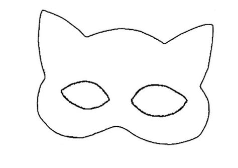 printable halloween cut out masks animal masks for catwoman mask print cut out halloween