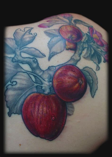 apple tree tattoo cool apple branch jpg