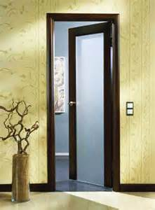 Interior Door With Glass Interior Glass Doors 11 Bright And Modern Interior Design Ideas