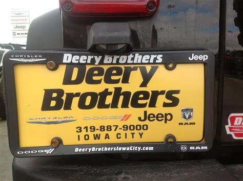 Jeep Dealer Iowa City Deery Brothers Chrysler Dodge Ram Jeep Iowa City Ia