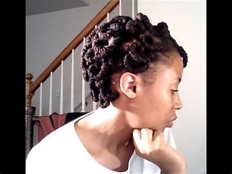 Short Dread Pin Downs And Pin Ups | loc pinup w pipecleaners hairstyle how did you do that