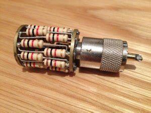 diy dummy load resistors diy dummy load resistor choice and configuration qrz forums