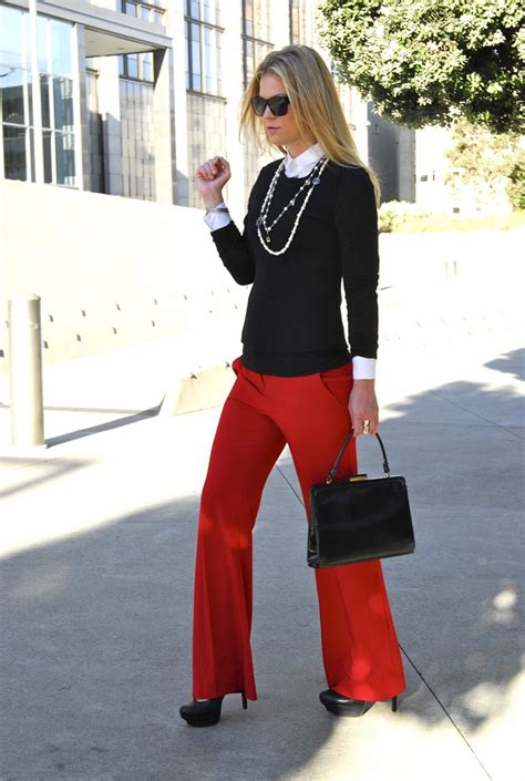 what looks good with red five shades of red to brighten your fall looks glam radar