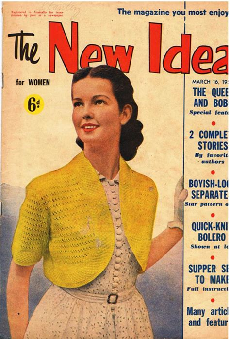ideas mag new idea magazine vintage treasure