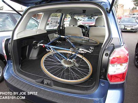Subaru Forester Cargo Space Dimensions by 2017 Forester Updates Announced Eyesight 3 0 And Many