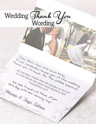 wording for destination wedding thank you cards wedding thank you wording magnetstreet weddings