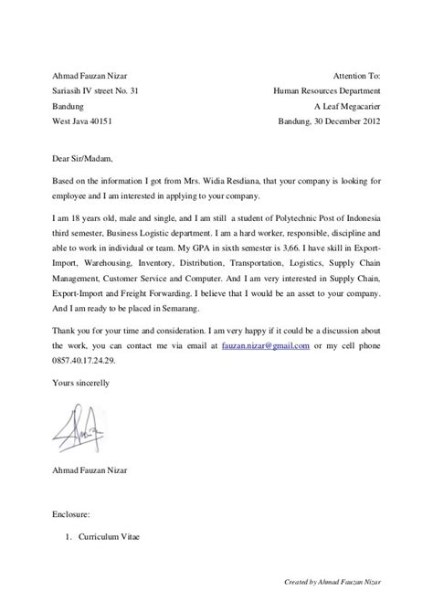 contoh cover letter bahasa melayu 2015 application letter bahasa free resume sles writing