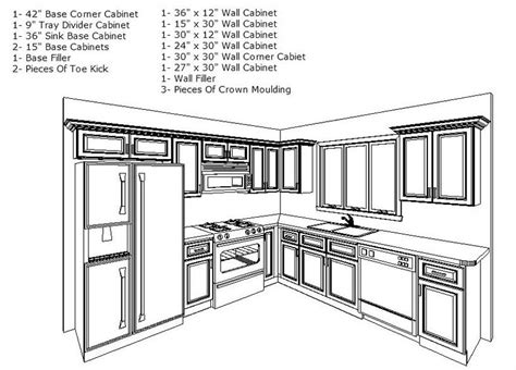 kitchen cabinet layouts 10x10 small kitchen layout the house decorating