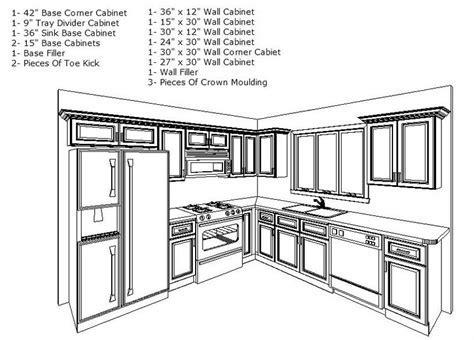 6 Best Images of 11 X 11 Kitchen Designs   Kitchen Layout