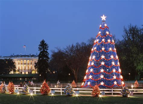 dc christmas tree lighting 2017 december 2017 festivals and events in washington dc