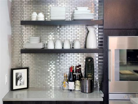 kitchens with stainless steel backsplash kitchen backsplash battles metal vs marble house counselor
