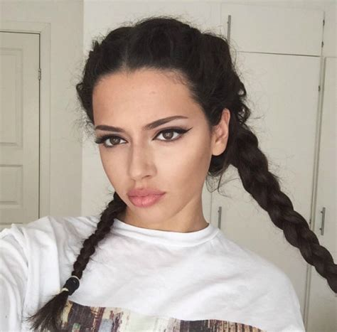 hair and makeup tumblr beauty chic cosmetic cute eyebrows fashion girl