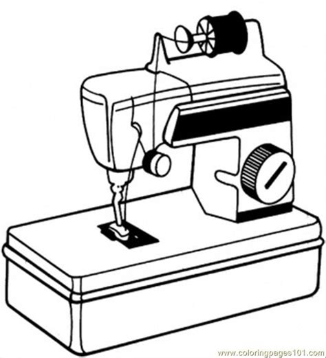 free coloring pages of washing machine