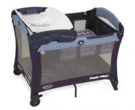 Graco Playpen With Changing Table Safety Warning Graco Pack N Play Portable Play Yards With Raised Changing Tables