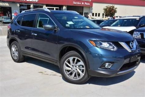 nissan rogue in graphite blue raq from 2014 2014 5