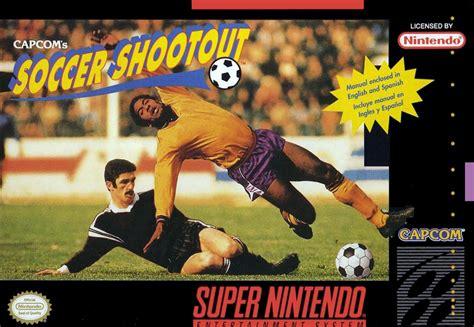 soccer shootout capcom s soccer shootout details launchbox database