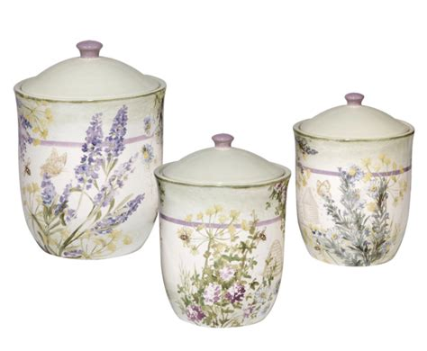 mud pie 4931002 kitchen canister set of 3 white buy ceramic kitchen canisters shop collectibles online daily