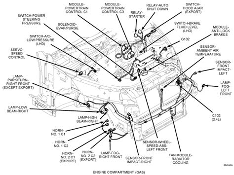2006 pt cruiser engine diagram i a 2007 pt cruiser and my a c does not cool when at