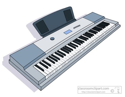 Keyboard Instrument keyboard clipart clipart suggest