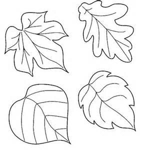 листья разных деревьев картинки с названиями