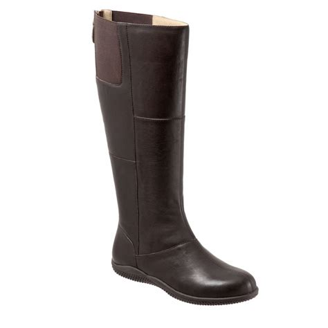 womans wide calf boots softwalk wide calf s boots ebay