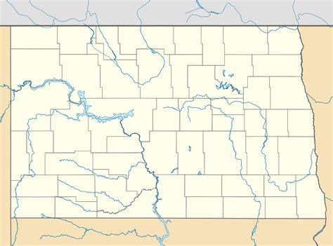 dakota in usa map file usa dakota location map svg wikimedia commons