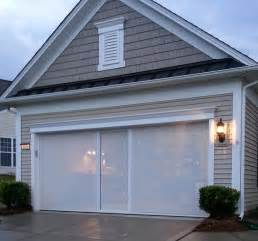 Garage door screen garage door screens retractable garage door