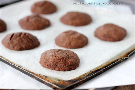 nutella stuffed easy nutella cookies butter baking