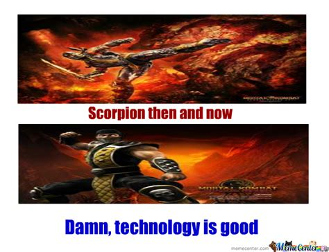 Scorpion Meme - scorpion by fireflame meme center