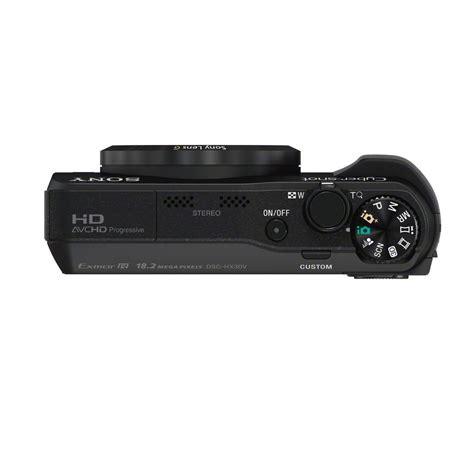 Kamera Digital Sony Exmor sony cyber dsc hx30v 18 2 mp exmor r cmos digital