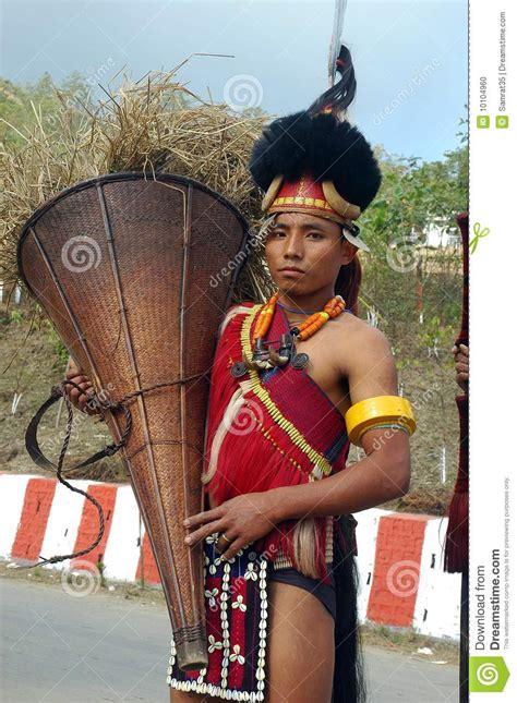 land people  nagaland india editorial image image