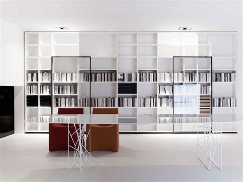 modern home library interior design home library design with modern interior decoration for