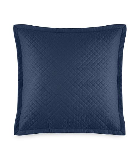 Sateen Square by Ralph Wyatt Quilted Sateen Square Pillow Dillards