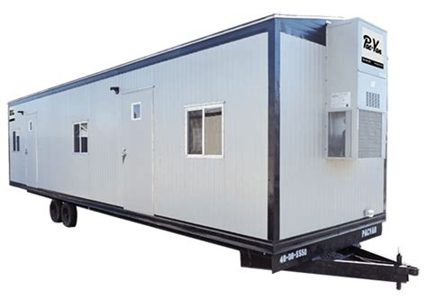 mobile office trailers for sale or rent pac