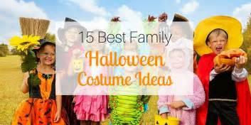 15 best family halloween costume ideas