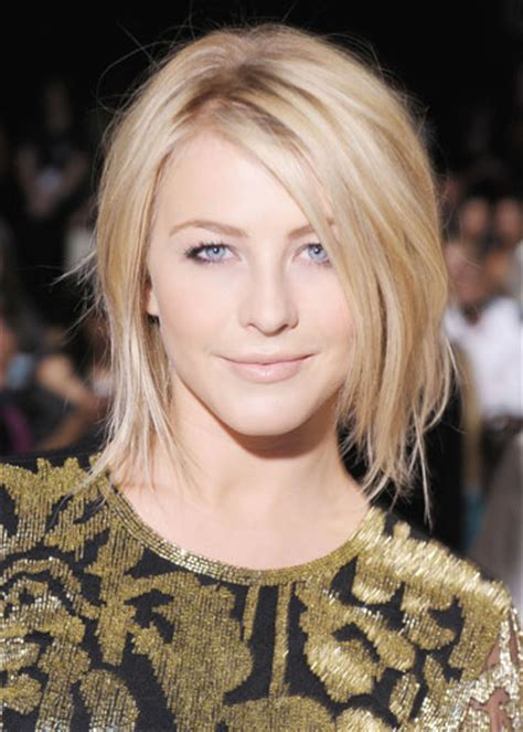 julianne hough razor cut bob hairstyles 2012 z31 coloring page