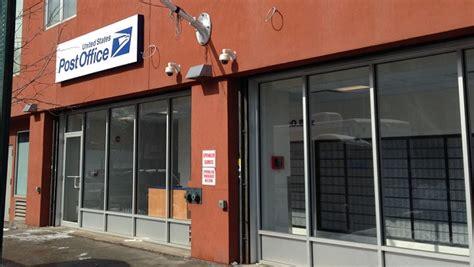 Myrtle Post Office pratt station post office reopened myrtle avenue