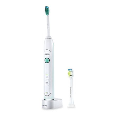 bed bath and beyond sonicare philips sonicare 174 healthy white rechargeable electric