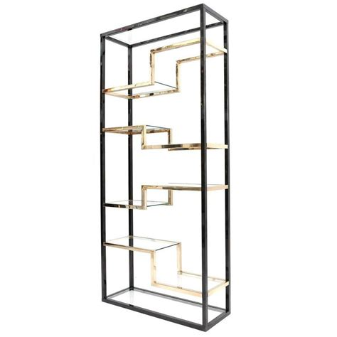 etagere 8 cases but belgochrom black and gold 201 tag 232 re at 1stdibs