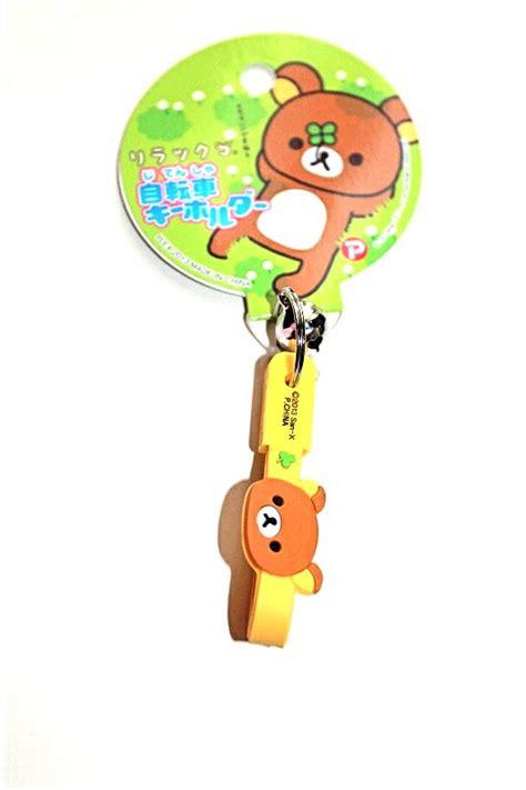 Rilakkuma Bag Charm Key Chain Gantungan Hp rilakkuma keychain japan kawaii key chains phone charms 183 kawaii surprises japan 183 store