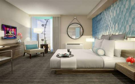 1 King Non Room High Floor - the linq rooms suites