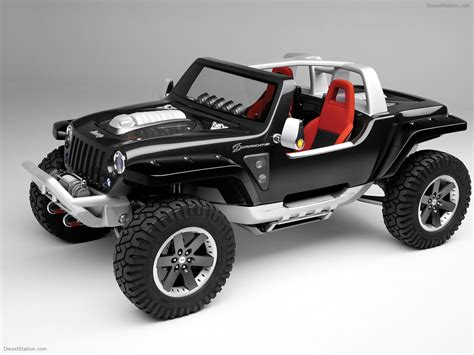 Jeep Huricane Jeep Hurricane Concept Car Photo 011 Of 19