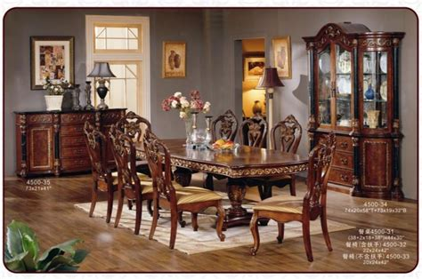 French Provincial Dining Room Sets reclaimed wood dining room table twimocks