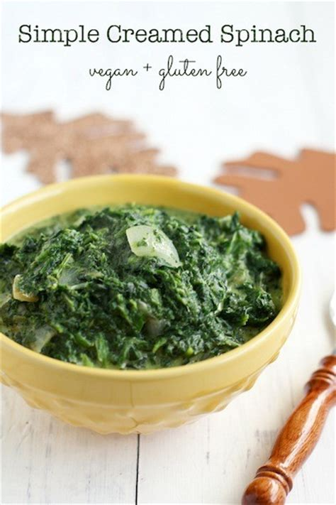 17 best images about creamed spinach recipes on pinterest 17 savory sides for your vegan thanksgiving celebration