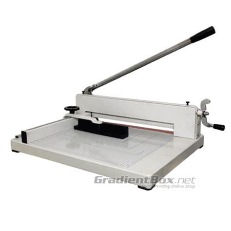 Alat Pemotong Kertas Termasuk Pengungkit Jenis Ke Alat Pemotong Kertas Model 858 Gadientbox Net