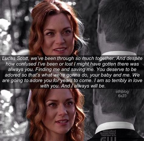 Wedding Quotes One Tree Hill by One Tree Hill Peyton S Vows Lovely Quotes