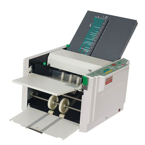 A4 Paper Folding Machine - zphmpf340 superfax a3 folding machine with auto fold