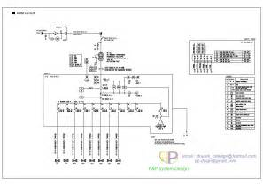 single line electrical diagram single free engine image for user manual