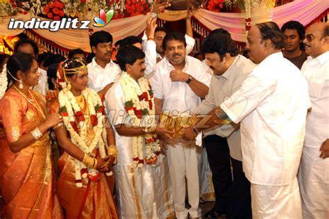 Events   A.C. Shanmugam's son's grand wedding Movie