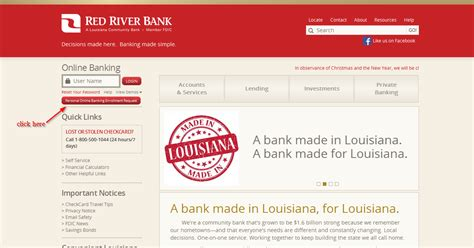 reset regions online banking red river bank online banking login login bank